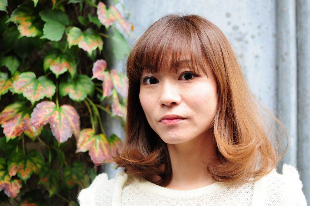 武蔵小杉56hair,ニュートリシオンを使ったヘアスタイル